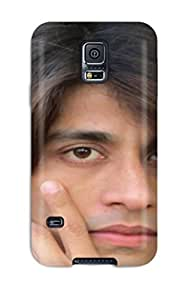 Case Cover Hot Long Hairstyles Bengali Model Raj 2011 Men People Men/ Fashionable Case For Galaxy S5