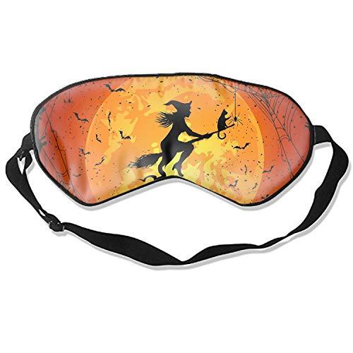 Halloween In Fairy Tales Sleep Mask Breathable Eye