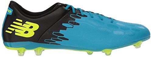 New Balance Mens Visaro 2.0 Control Fg Soccer Shoe Maldive / Hi Lite