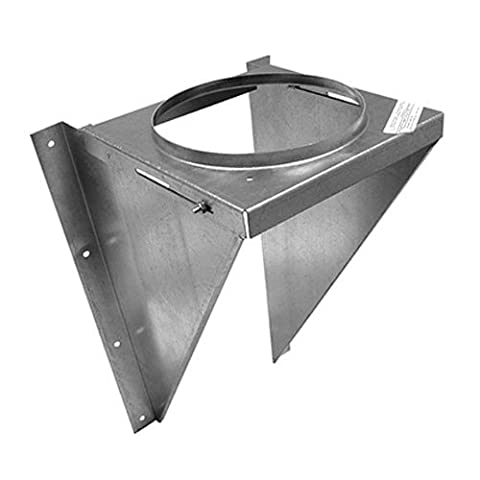 Selkirk Metalbestos 6T-WSK Wall Support Package (Stove Pipe Through Wall)