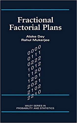 Amazon com: Fractional Factorial Plans (Wiley Series in