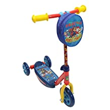 PlayWheels Paw Patrol 3-Wheel Scooter