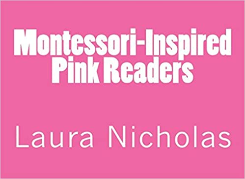 Montessori-Inspired Pink Readers