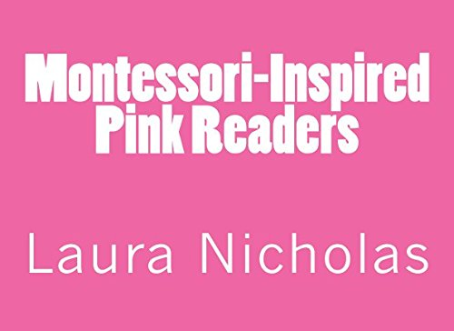 Montessori-Inspired Pink Readers