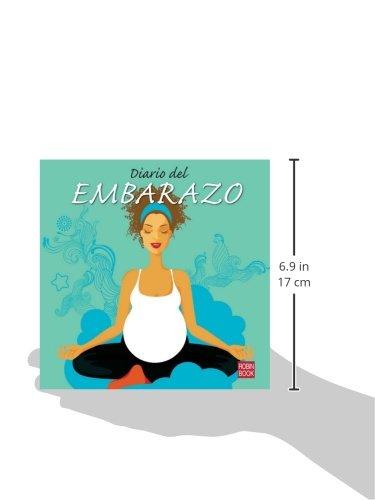 Diario del embarazo (Spanish Edition): Ediciones Robinbook ...
