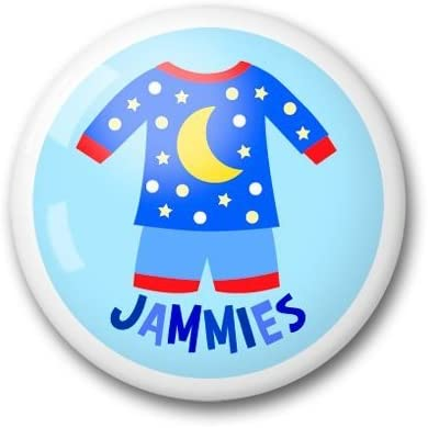 Olive Kids Dresserz – Boys Dresserz Jammies – Single Drawer Knob