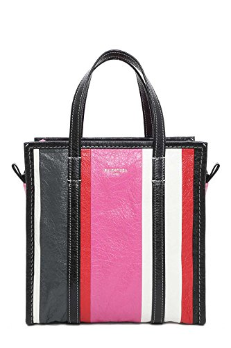 Balenciaga Women's 443097DE9ON5660 Multicolor Leather Tote