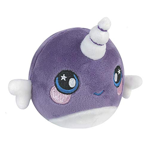 Squeezamals Slow Rising Soft Toy, Squishie, Squeezy and Scented Plush Animals (Variety of Styles - Styles Picked at Random) by Squeezamals (Image #12)