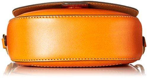 Orange Small Handbag FRYE Leather Harness Saddle Crossbody YBBavn6