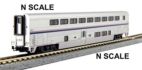 - Kato USA Model Train Products Superliner II Transition Sleeper Amtrak Phase IVb #39027