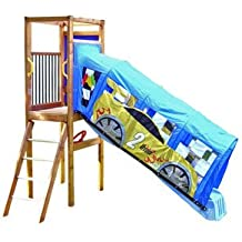 "Fantaslides Swing Set ""Vroom"" 8 ft. Slide Cover"