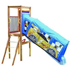 Fantaslides Swing Set Vroom 8 ft. Slide Cover Shooting Star Designs Inc