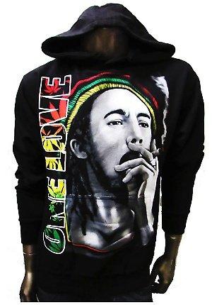 Sudadera con capucha y diseño de Bob Marley, Rasta XL 80% algodón: Amazon.es: Deportes y aire libre