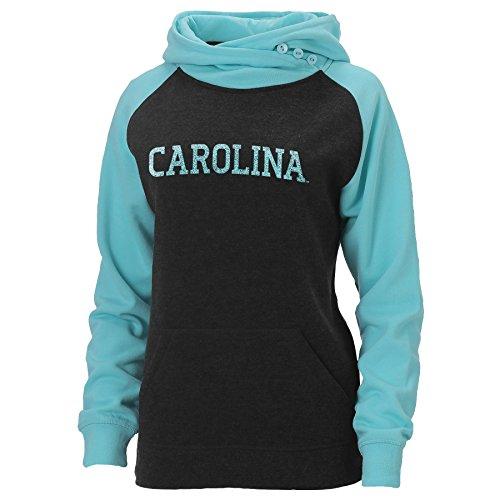 Carolina Womens Hoody Zip Sweatshirt - 8