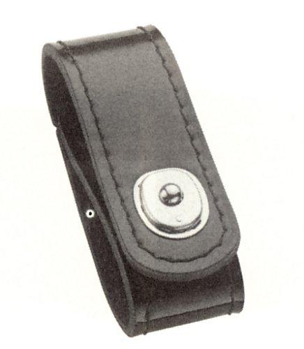 hi-high-gloss-police-duty-belt-handcuff-strap-case-holder-black