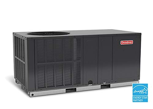 Goodman 3 Ton 14 Seer 80,000 Btu 81% Afue Gas Package Air Conditioner GPG1436080M41