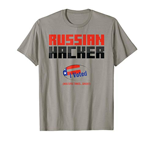 Halloween Russian Hacker Costume