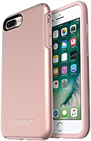 OtterBox SYMMETRY SERIES Case for iPhone 8 PLUS & iPhone 7 PLUS (ONLY) - Retail Packaging - ROSE GOLD (PAL