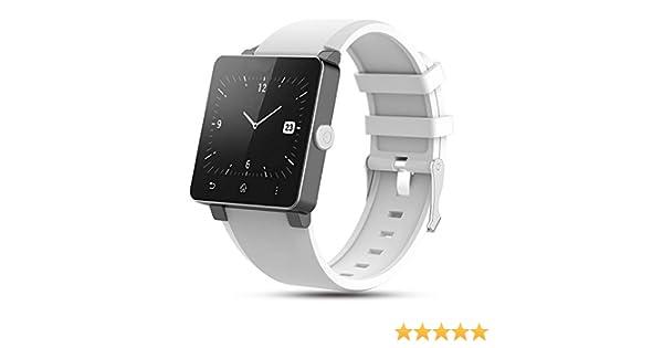 Zeehar - Correa de Silicona Suave de Repuesto para Reloj Inteligente Sony Smartwatch 2 SW2