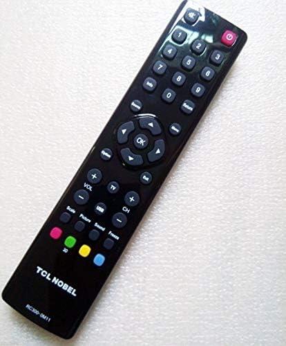 Calvas RC3000M11 RC3000E02 RC300-0M11 - Mando a Distancia para televisor TCL Nobel Thomson con 3D: Amazon.es: Bricolaje y herramientas