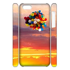 Balloons 3D-Printed ZLB809023 Custom 3D Phone Case for Iphone 5C