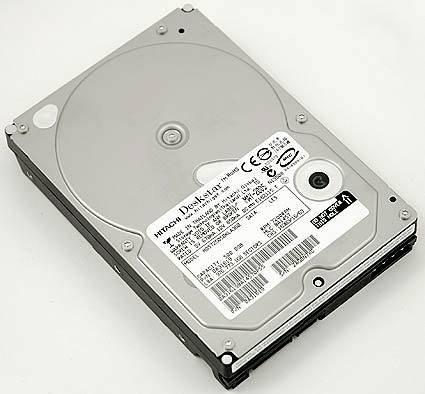 Hitachi Deskstar E7K500 HDS725050KLA360 500GB 7,200RPM 16MB Cache SATA 3.0Gb/s 3.5