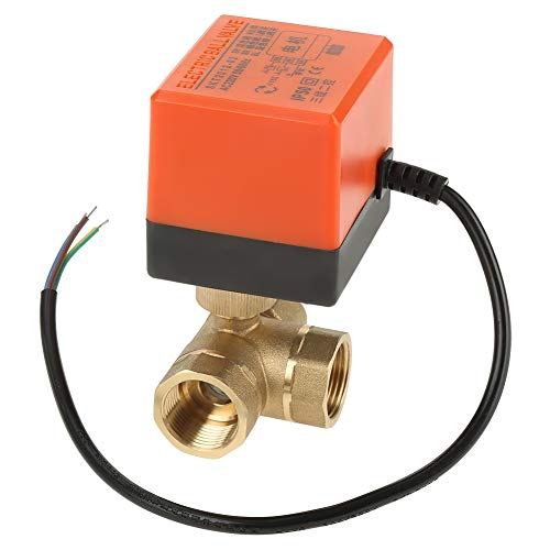 electric 3 way valve - 5