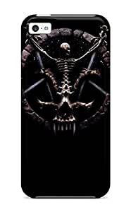 Hot Snap-on Slayer Hard Cover Case/ Protective Case For Iphone 5c