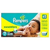 Pampers Swadlers size 3