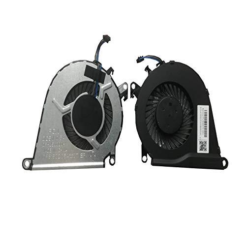 Cooler para HP Omen 15-ax020ca 15-ax039nr 15-ax252nr 15-ax253dx Series 858970-001 NS75B00-15K10 4-Cables