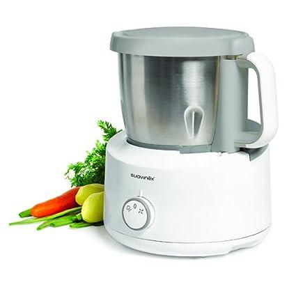 High Quality Suavinex   Robot De Cocina Para Bebé 5en1. Procesador De Alimentos  Infantiles Cocina Al Vapor