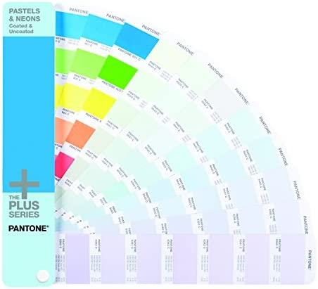 office products,  office, school supplies 4 picture Pantone Plus Series Pastel and Neon Guide GG1504 in USA