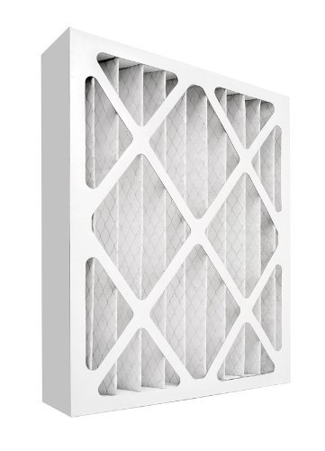 True Blue Pro Series 16x25x2 Air Filter, 6-Pack