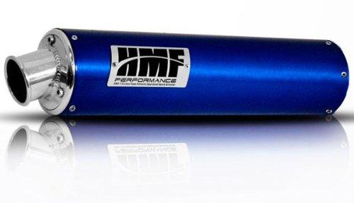 HMF Engineering Sport Series Slip-On - Blue , Color: Blue YYFZ450SARC4