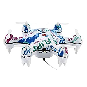 Dayan Anser Cheerson CX-37-TX Smart-H RC Mini Drone Height Hold 2.4G 3D 6-axis Hexacopter with Remote Controller with Camera 0.3MP FPV by Dayan