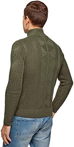 Pantalon cargo//de travail Belloo pour homme en coton avec poches /à fermeture zipp/ée