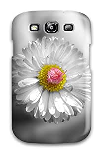 Tough Galaxy Case Cover Case For Galaxy S3 Flower