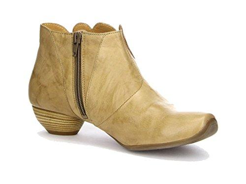 Think Aida 86240-52 Damen Stiefel in Mittel Braun