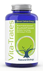 SUPERFOODS Formula with Omega 3s, Resveratrol, and Berry Antioxidants