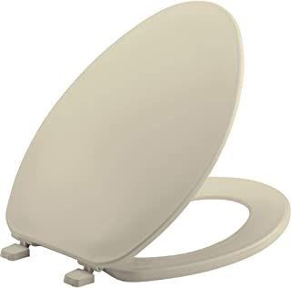 product image for BEMIS 170 006 Toilet Seat, ELONGATED, Plastic, Bone