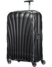 Samsonite 73351 Cosmo lite 3 Spinner Hard Side Luggage, Black, 75 Centimeters