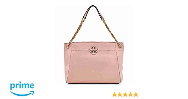 9871af75c6f8 Amazon.com  Tory Burch McGraw Ladies Medium Slouchy Leather Tote Handbag  41780672  Shoes