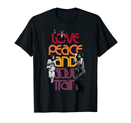 - Soul Boogie Dance Love Train T-Shirt Tees