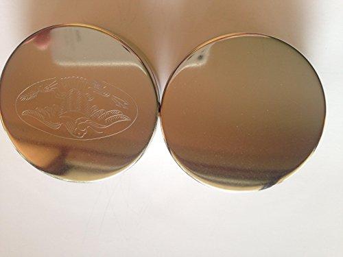 Snuff Box (brass engraved)
