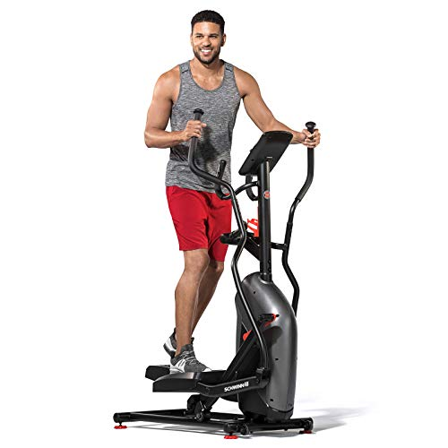 Schwinn 411 Compact Elliptical Machine, One Size