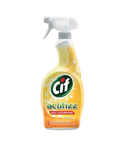 Cif Multipurpose Cleaner Actifizz – 700 ml (Lemon)