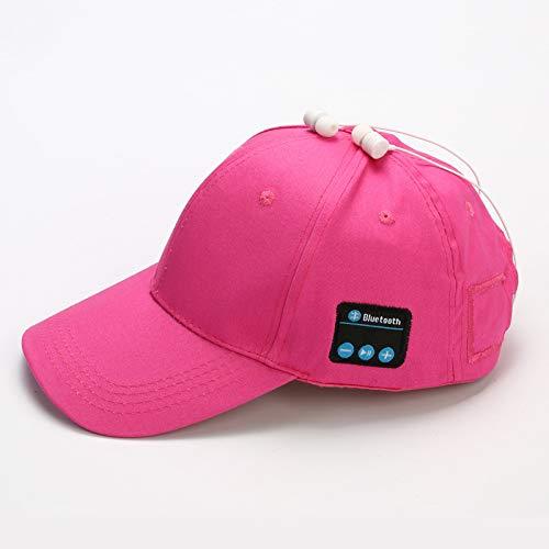 Bioring Baseball Cap with Bluetooth Headphones, Music Baseball Hat with Earphones, Bluetooth 5.0 Wireless Speakerphone for Outdoor Sports,Gym, Running, Men, Women