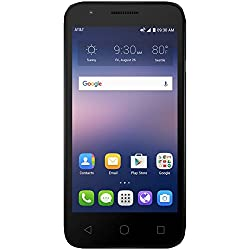 Image of the product AT&T GoPhone Alcatel that is listed on the catalogue brand of Alcatel. It is scored with a 4.5 over 5.
