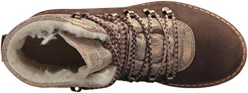 Bos. & Co. Womens Howe Hiking Boot Cioccolato / Rame Arizona / Sciopero Doro