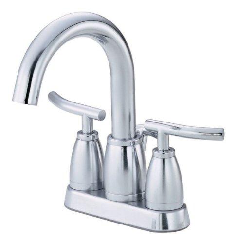 2h Lavatory Chrome Faucet (Danze D301054 Sonora Centerset Lavatory Faucet, Chrome)